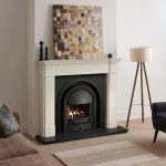 Balham fireplace with Provident gas fire