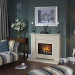 Sion opti-myst electric fire suite