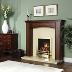 Vantage traditional gas fire